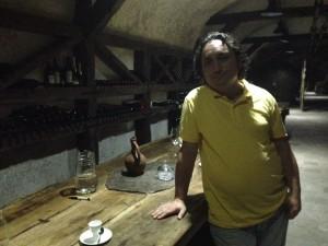 Kvareli Şarap Mahsenleri
