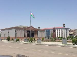 Haydar Aliyev Müzesi Nahçıvan